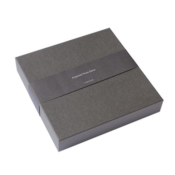【刻印代込】「Engraved Photo Stand(エングレイブ フォトスタンド)」フォトスタンド・フォトフレーム・写真立て・L判用/北欧風デザイン