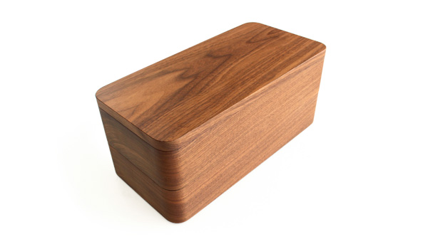 「President 印鑑収納ケース」法人印鑑をまとめて収納する木製ケース