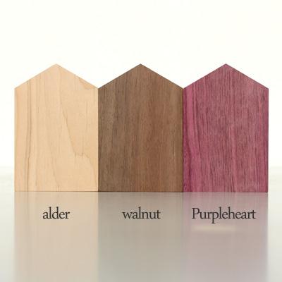 【生産終了】「HouseStand-Lサイズ」家の形のかわいいペンスタンド・印鑑立て