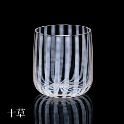 ■「YUKI(ガラス)」日本の伝統が生み出す現代的な美しいコップ・グラス/MOHEIMブランド