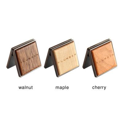 【販売終了】■【+LUMBER】木製カードスタンド「CARD STAND」