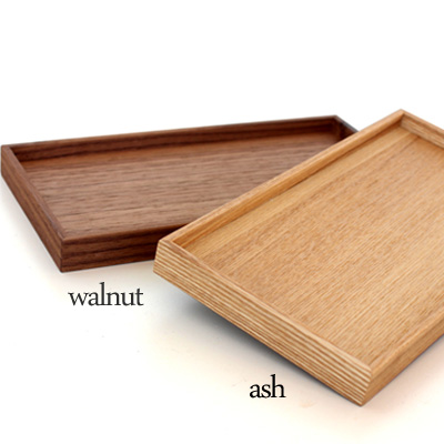 「Module Tray」木製ペントレイ/北欧風デザイン