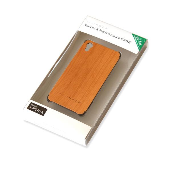 【販売終了】■【X Performance】天然木を活用したエクスペリア専用ハードケース「Xperia X Performance CASE」SO-04H/SOV33