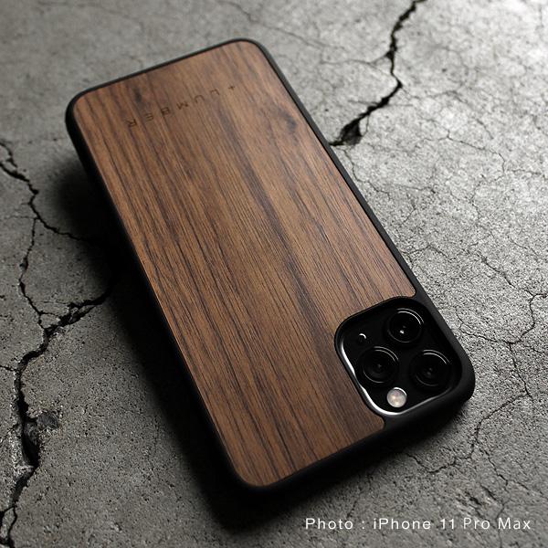 【11】「iPhone 11 ALL-AROUND CASE」丈夫なハードケースと天然木をプラスしたiPhone11専用木製アイフォンケース【6.1インチ】【Qi対応】