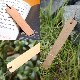「Bookmark」木製ブックマーク・しおり/Hacoaブランド/北欧風デザイン