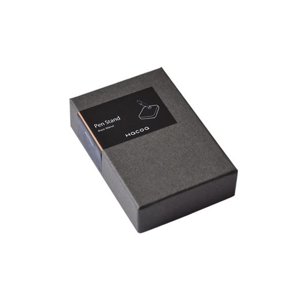 【ロゴ刻印代込】「Pen Stand」ショップロゴをレーザー刻印できる木製ペンスタンド(専用ペン1本付属)