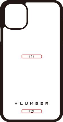 【SALE】【11】【プレミアム】「iPhone 11 ALL-AROUND CASE(黒檀)」ハードケースと木をプラス、iPhone11専用木製ケース【6.1インチ】【Qi対応】