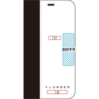 【SALE】【11】【プレミアム】「iPhone 11 FLIPCASE(黒檀)」木目が美しい手帳型アイフォンケース【6.1インチ】【Qi対応】