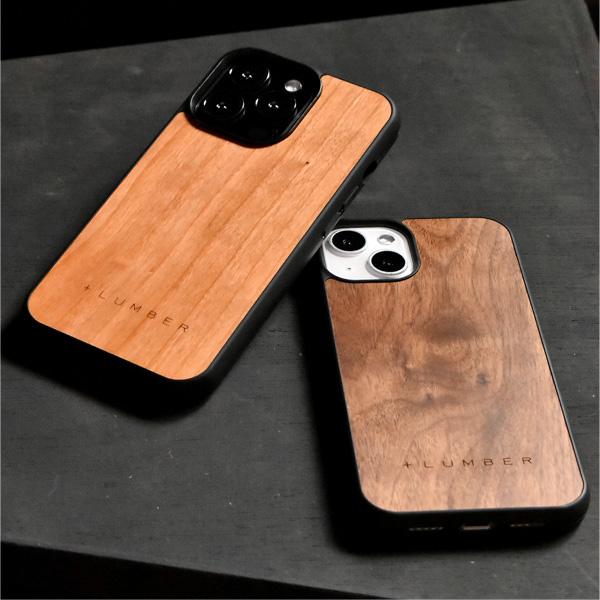 ■【13】「iPhone 13 ALL-AROUND CASE」丈夫なハードケースと天然木をプラスしたiPhone13専用木製アイフォンケース【6.1インチ】