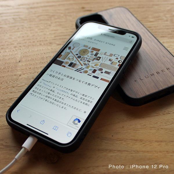 ■【13Pro】「iPhone 13Pro ALL-AROUND CASE」丈夫なハードケースと天然木をプラスしたiPhone13Pro専用木製アイフォンケース【6.1インチ】