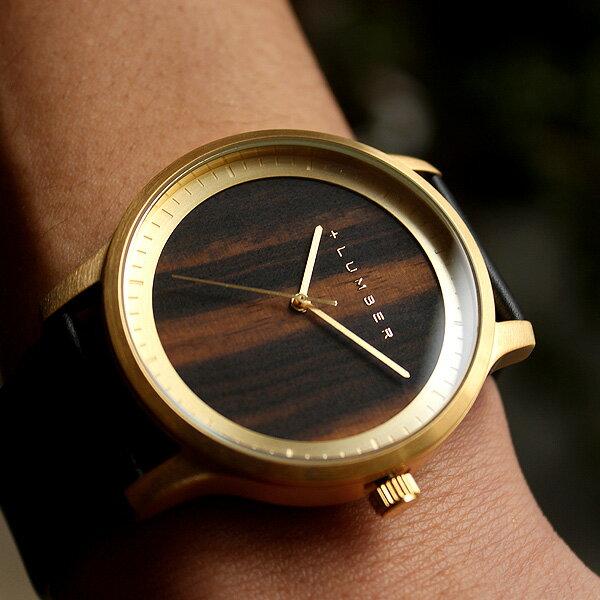 ■ 【ペア】「WATCH 5500 ギフトセット」文字盤に本木目を使用した大きくて見やすい木製腕時計・ペアウォッチ
