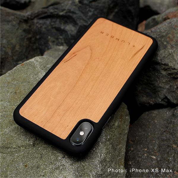 【SALE】【XS Max】「iPhone XS Max ALL-AROUND CASE」丈夫なハードケースと天然木を融合したiPhone XS Max専用木製ケース【Qi対応】