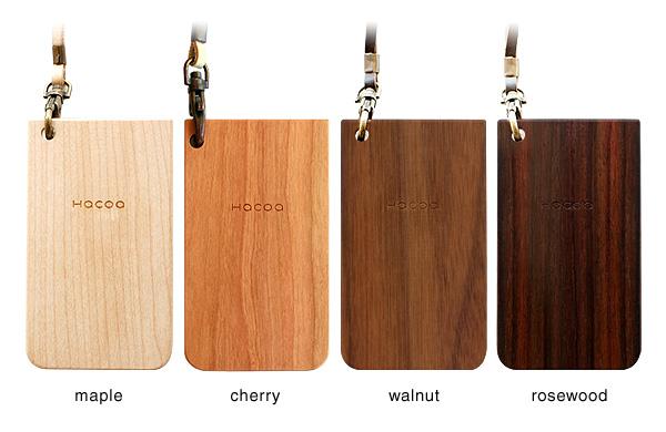 ディズニーキャラクターの木製ICパスケース・カードケース定期入れ