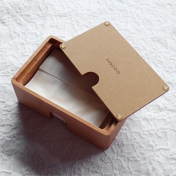 「Pocket Tissue Case」最後の一枚まで取り出しやすいポケットティッシュケース・ボックス/北欧風デザイン