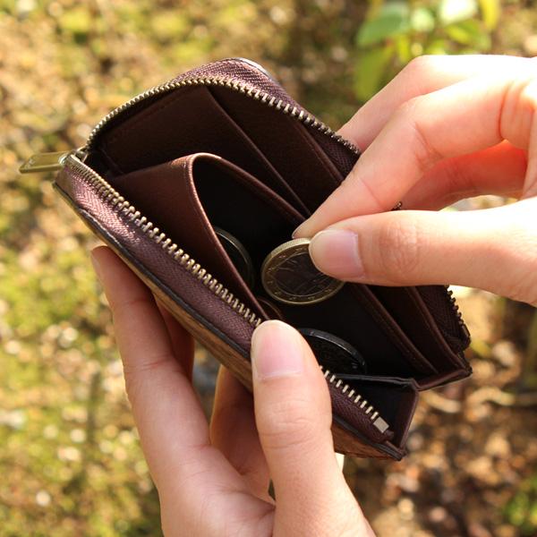 「CONNIE Coin Card Case」持ち運びに便利なコインカードケース・小銭入れ