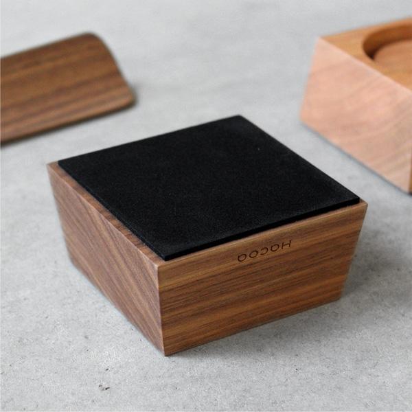 「Shoehorn Stand」Hacoaの木製靴べら専用スタンド