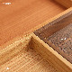 「3Colors Caster tray」調味料をまとめて収納できる木製カスタートレイ