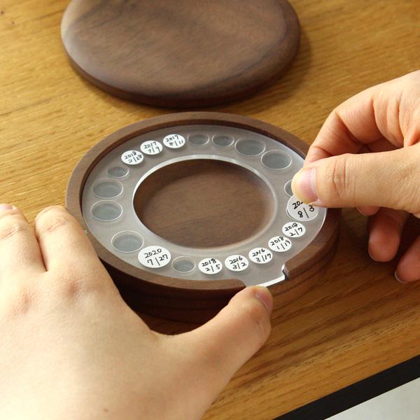「Baby Teeth Box」名入れができる木製乳歯ケース/出産祝い・ベビーギフト・入学祝い