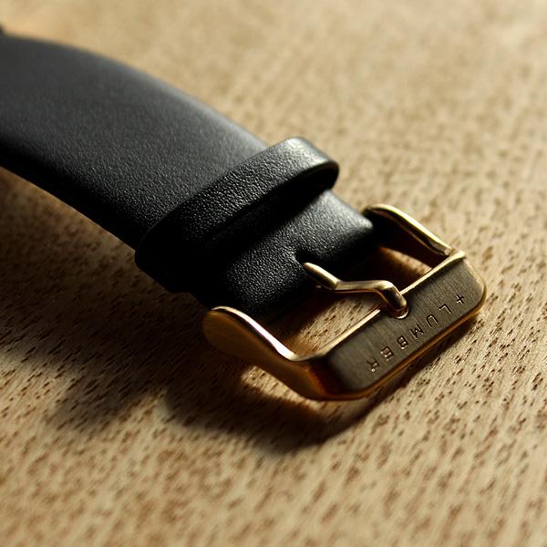 ■「WATCH 5500」文字盤に本木目を使用した大きくて見やすい木製腕時計/メンズ/レディース