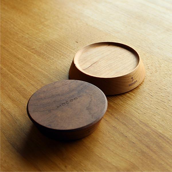 【ネット限定】【3分用】「Sand Timer 3minutes」贅沢な時間に癒されるおしゃれな木製砂時計