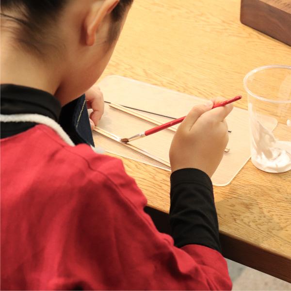 「WORKSHOP KIT PENCIL」無垢の鉛筆 手作りキット。子どもから大人まで楽しめるワークショップをお家で。 / オンラインワークショップ