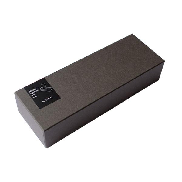 「Wooden Speaker Brick」重厚感あふれるシンプルな木製スピーカースタンド【スマートフォン専用】