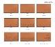 ■「CARD CASE」重厚感のあるステンレス素材と銘木をあわせた木製名刺入れ・カードケース