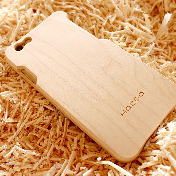 【生産終了】【6/6s】「Wooden case for iPhone6/6s」木製iPhoneケース