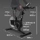 渦電流 スピンバイク エアロフィットネス eX5 エクササイズバイク 静音 家庭用 スピナーバイク エアロビクス HG-EX-5000【1年保証】