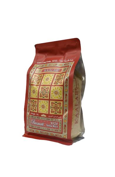 KAALAR BASMATI SELLA RICE 1kg