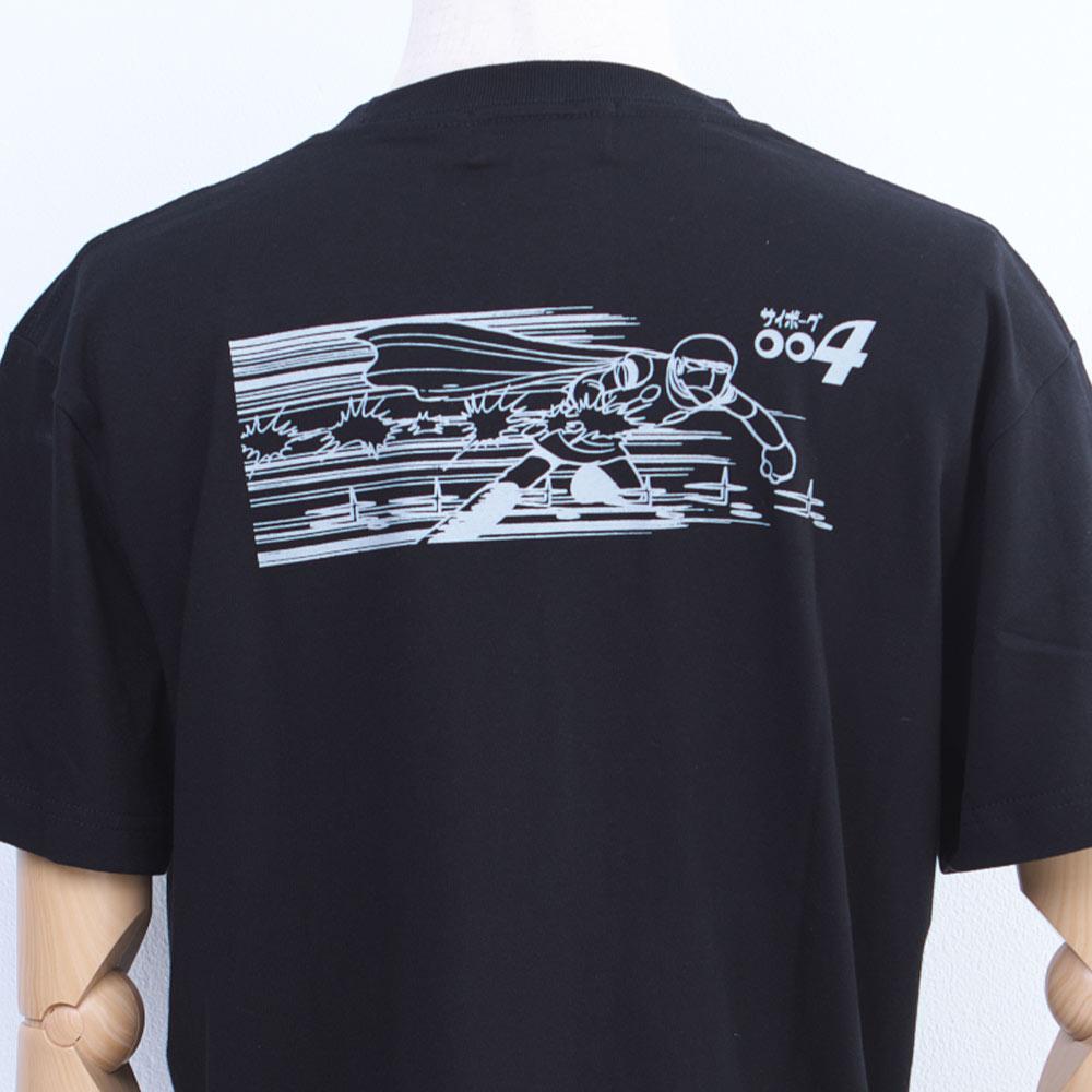 サイボーグ009/004:アルベルト・ハインリヒ(004 アルベルト・ハインリヒ)Tシャツ