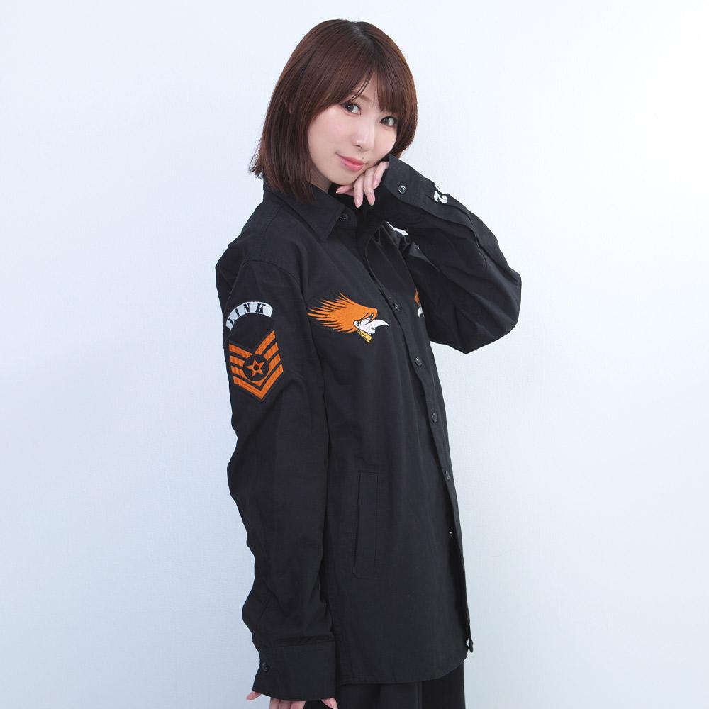 サイボーグ009/002ベドジャンシャツ(002 ジェット・リンク)ベトナムジャンパー