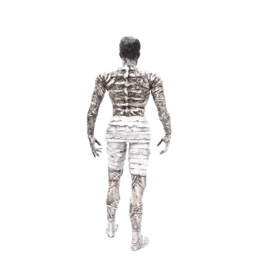 【ソフビ】【UNBOX INDUSTRIES】伊藤潤二/フランケンシュタイン(白黒コミックver.)/アンボックスインダストリーズ