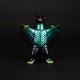 【ソフビ】【U.S.TOYS】BB ギロン&BB ギャオス 2体セット(各 ブラック成型 メタリックグリーン吹き)/USTOYS ユーエストイズ
