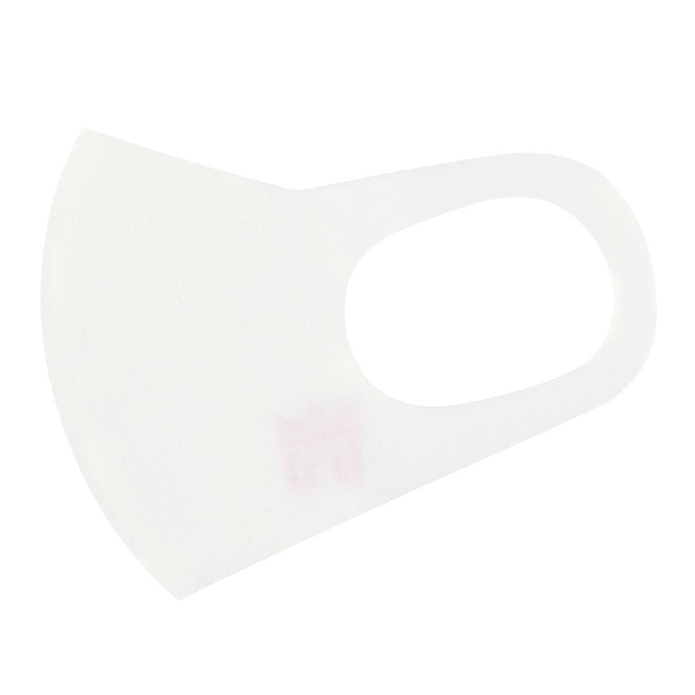 疾風!アイアンリーガー/ひんやりマスク(シルバーキャッスル)/ホワイト