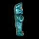 【ポイント2倍】【ソフビ】【U.S.TOYS】SBバルタン星人(グリーンギガラメ)墓場の画廊限定/USTOYS ユーエストイズ