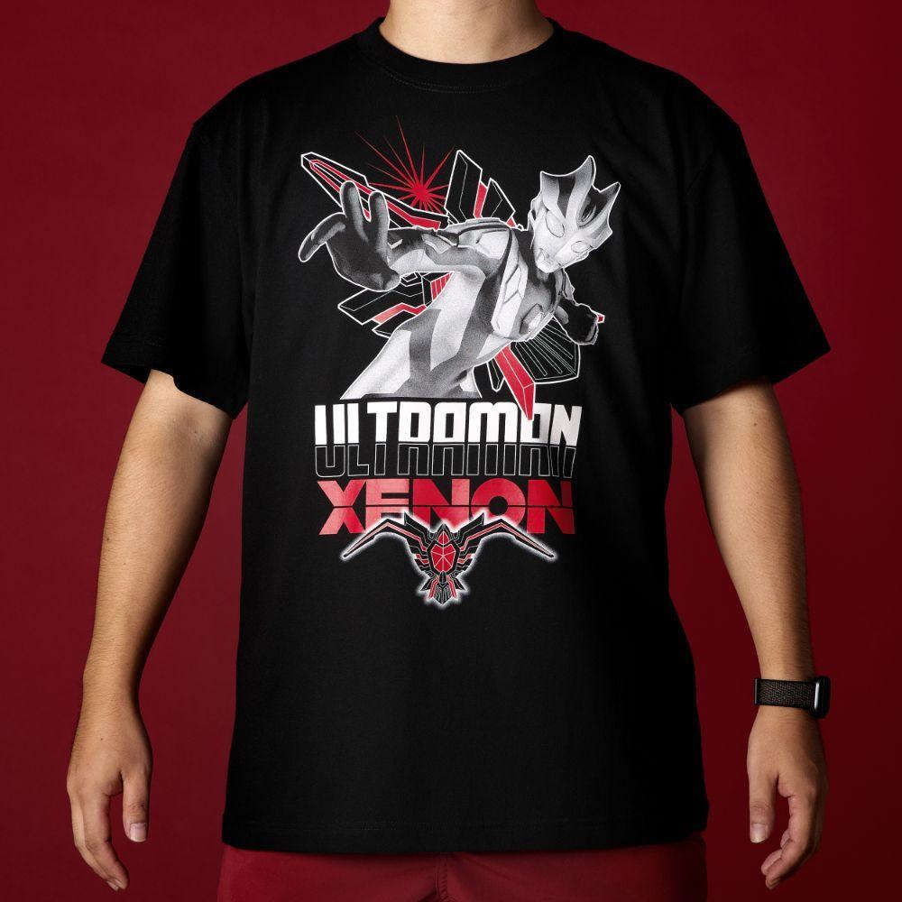 ウルトラマンマックス/Tシャツ(ウルトラマンゼノン マックギャラクシー)/ブラック