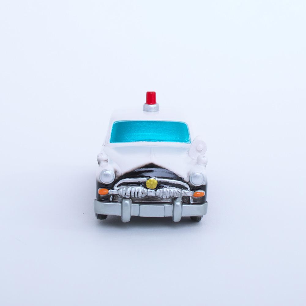 【ポイント2倍】【ソフビ】【U.S.TOYS】PB ケムール人&パトカー 追跡セット/ウルトラQ/USTOYS ユーエストイズ