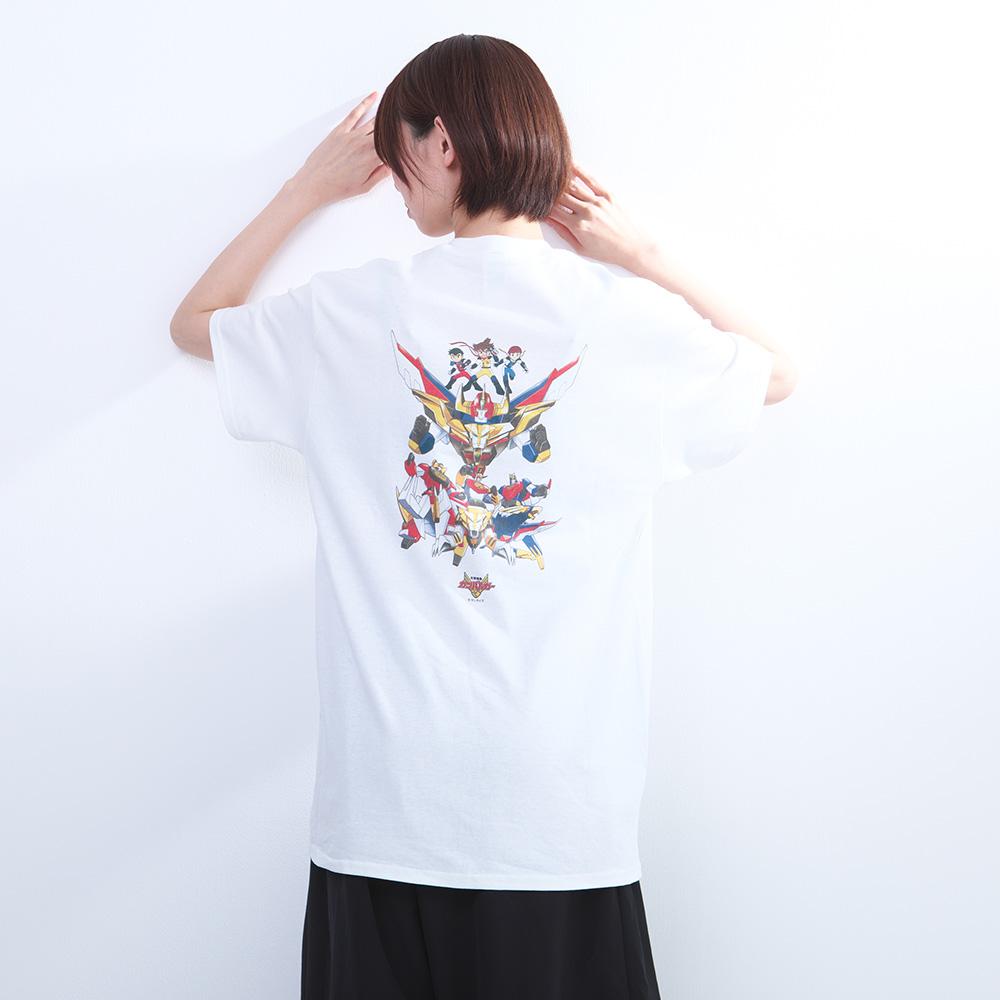 ガンバルガーTシャツ/エルドランシリーズ