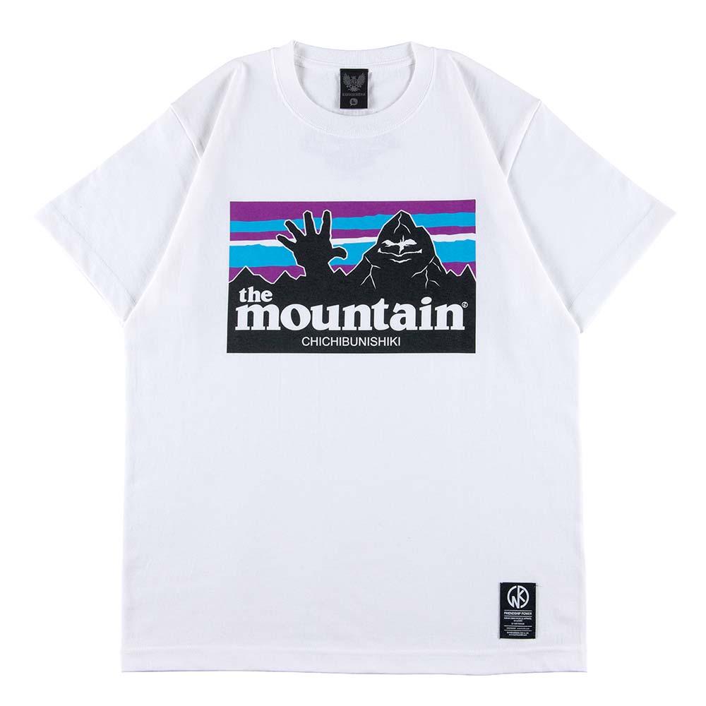 キン肉マン/ザ・魔雲天(秩父連山特設リング 悪魔超人)Tシャツ/ホワイト