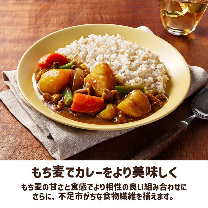 もち麦 600g(50g×12)×6【定期購入】