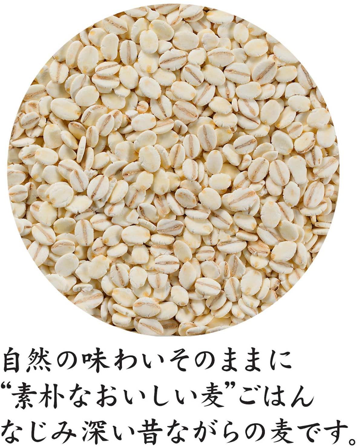 押麦 540g(45g×12)×6袋