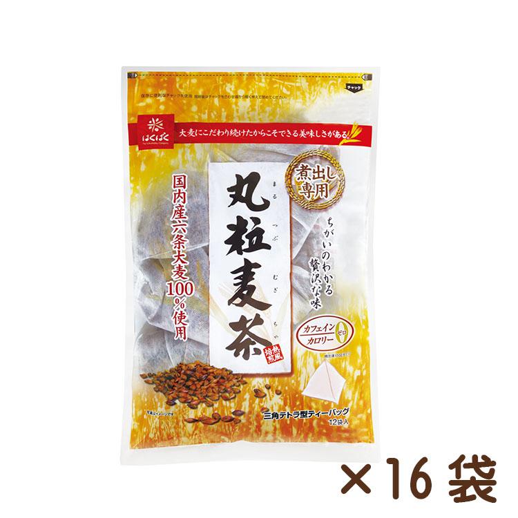 丸粒麦茶(16入)