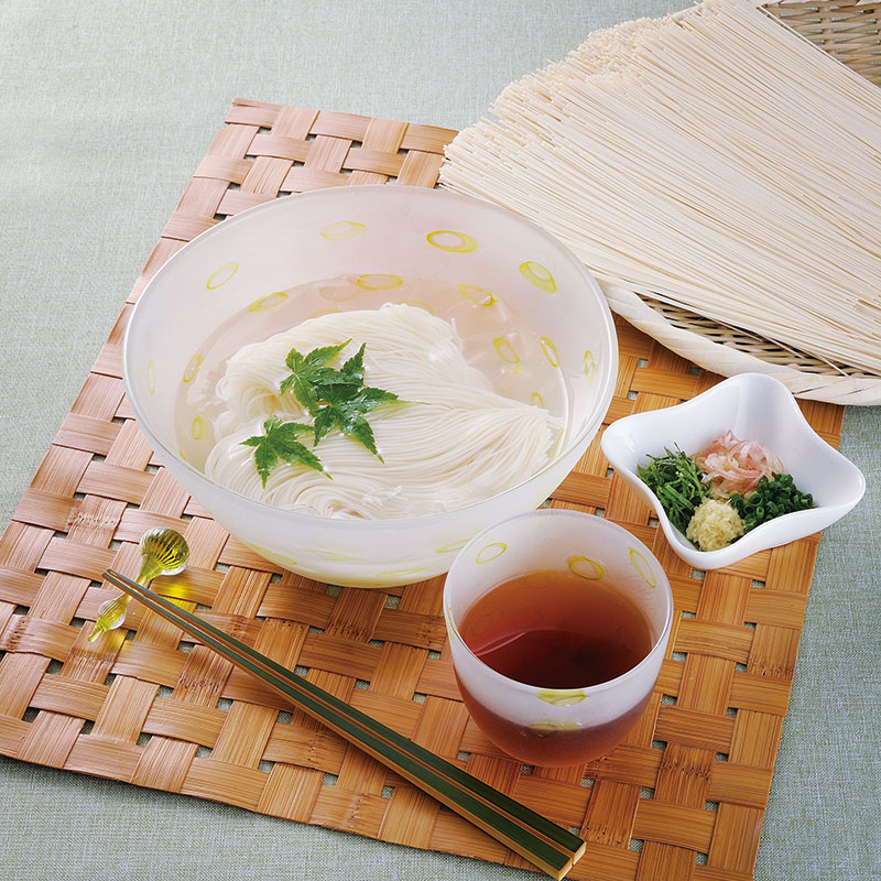 豊熟麺そうめん(10把)