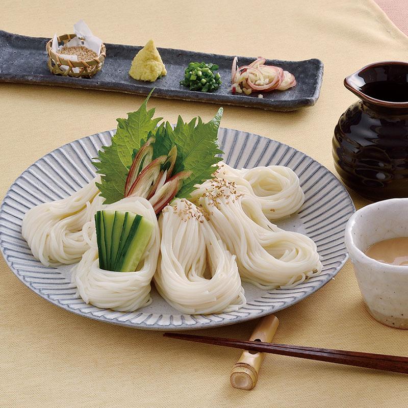 豊熟麺ひやむぎ(5把)