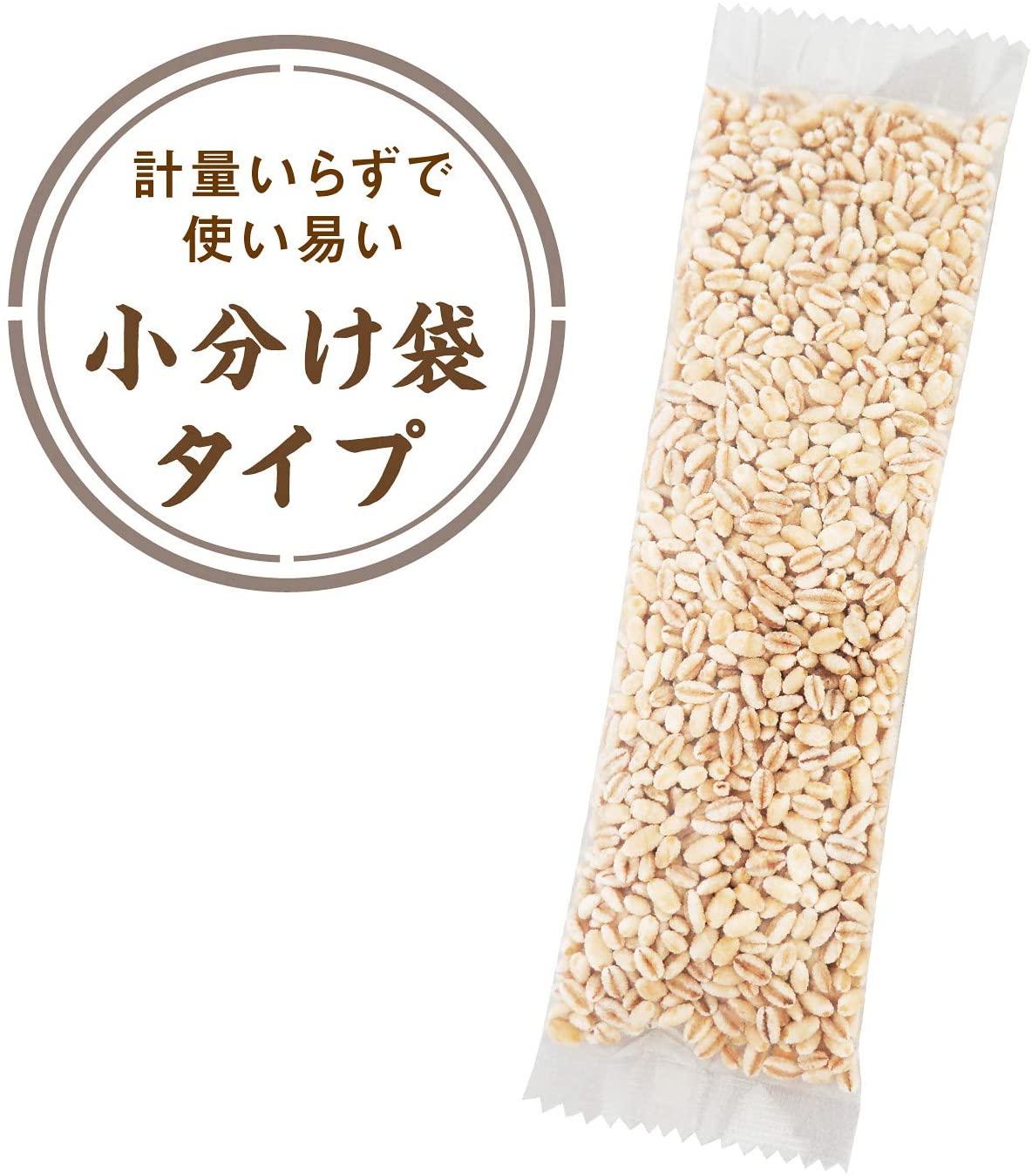 もち麦 600g(50g×12)×6