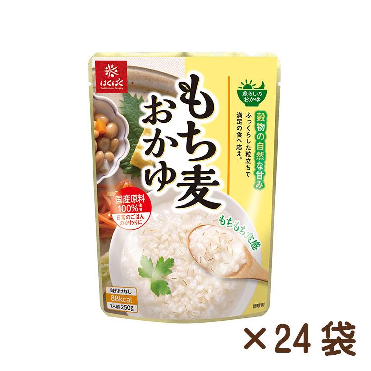 もち麦おかゆ 250g×24袋