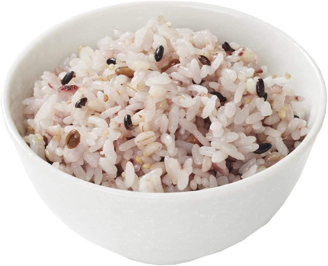ふっくら香ばしいもち麦の入った雑穀ごはん 250g×6袋