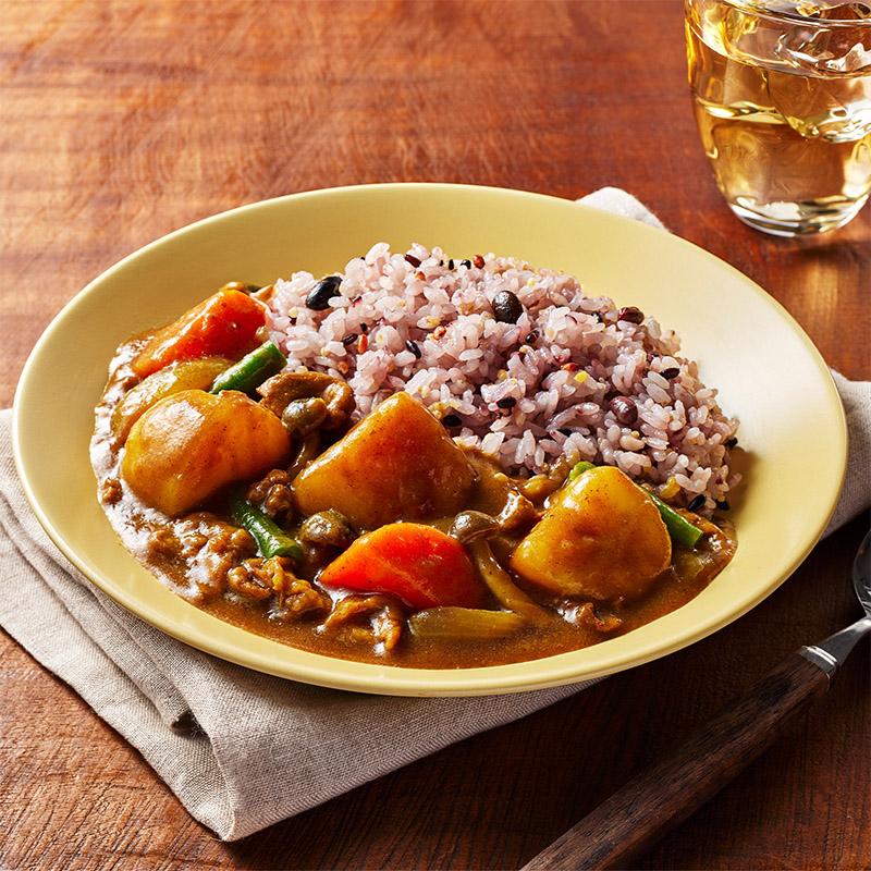 おいしさ味わう十六穀ごはん 180g(30g×6)