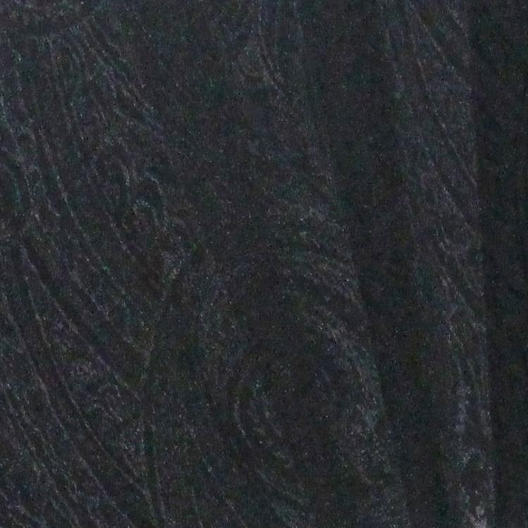 【左利き用】親黒檀ペイズリー扇子セット